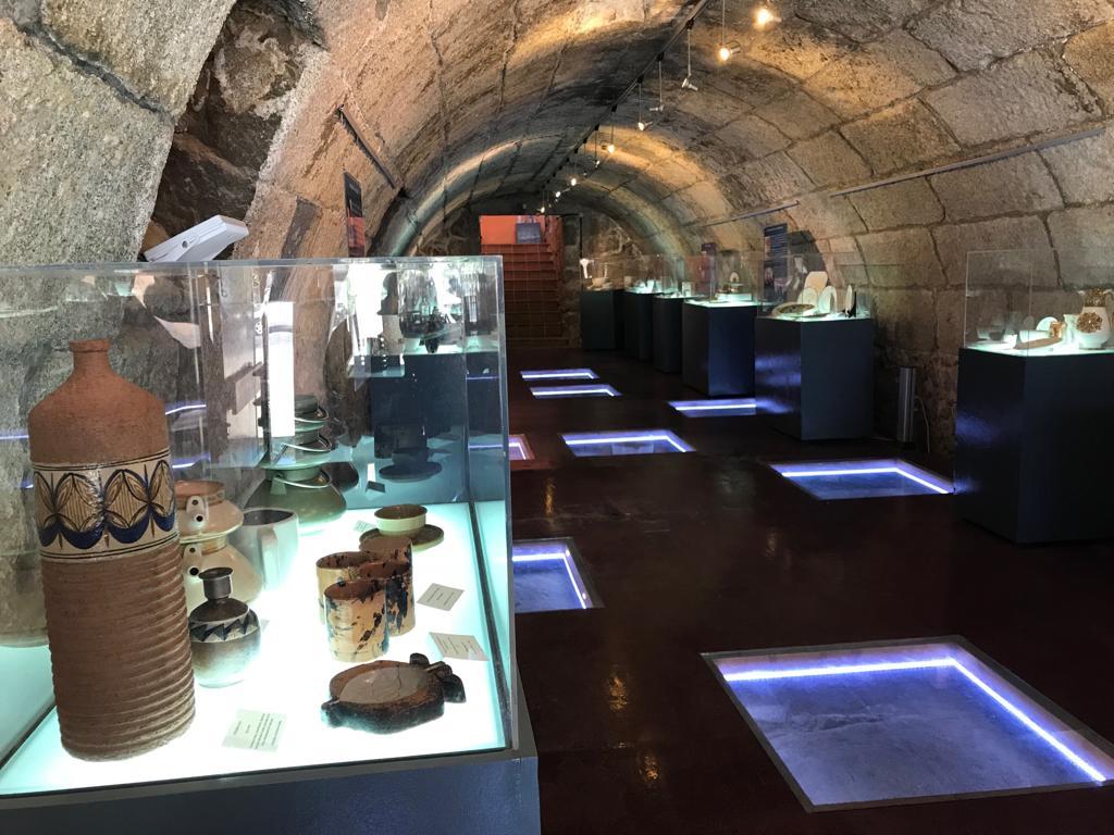 Museo Ceramina y Vidrio Valdemorillo