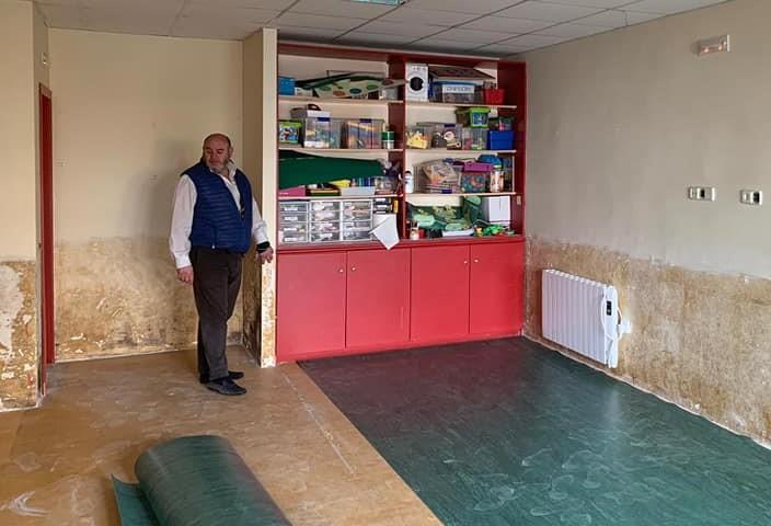 Renovación Casa Infantil