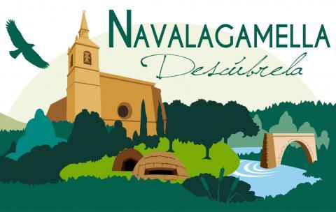 Logo Turismo Navalagamella