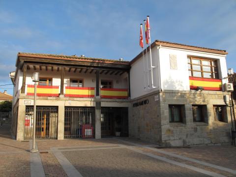 Casa consistorial Navalagamella