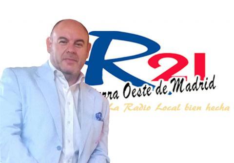 Andrés Samperio Radio 21