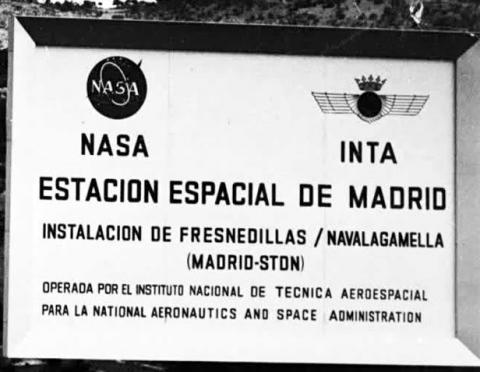 Estación Espacial Madrid