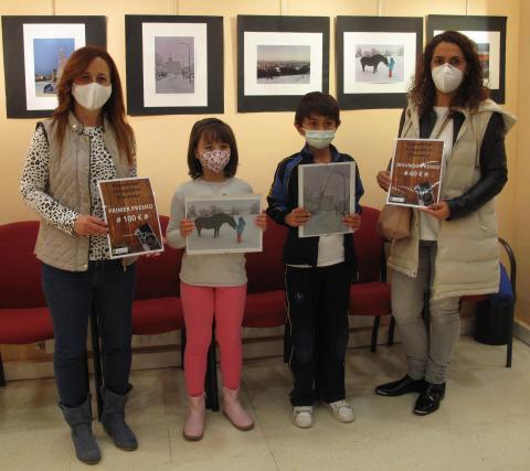 Ganadores Concurso Fotográfico Filomena en Navalagamella