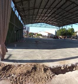 Obras CEIP San Miguel