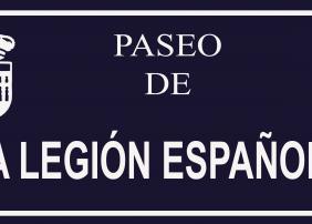 Paseo de la Legión Española