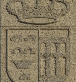 Escudo Navalagamella piedra